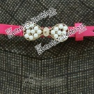 Belt Pearl Ribbon
