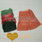 Skirt Motif Stalk